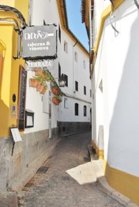 Comer en la judería de Córdoba, Comer en la judería de Córdoba