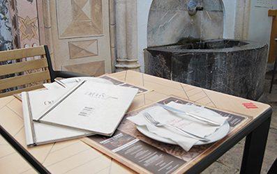 Restaurante en la Mezquita Córdoba